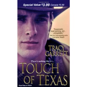 TOUCH OF TEXAS (Zebra Debut)