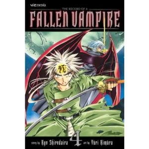 Record of a Fallen Vampire Vol 4