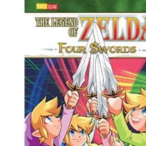 LEGEND OF ZELDA GN VOL 07 (OF 10) (CURR PTG) (C: 1-0-0): Four Swords - Part 2 (The Legend of Zelda)
