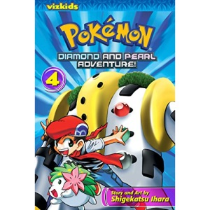 POKEMON DIAMOND & PEARL ADVENTURE GN VOL 04 (C: 1-0-1)
