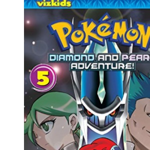 POKEMON DIAMOND & PEARL ADVENTURE GN VOL 05 (C: 1-0-1)