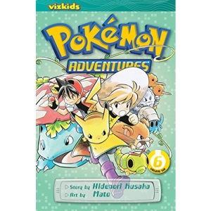 POKEMON ADVENTURES GN VOL 06 RED BLUE (Pokémon Adventures)