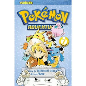 Pokemon Adventures, Volume 7 (Pokemon Adventures (Viz Media))