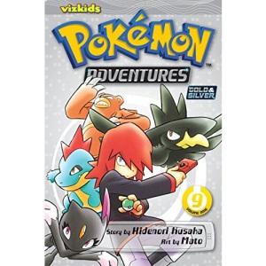 Pokemon Adventures, Volume 9 (Pokemon Adventures (Viz Media))