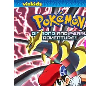 POKEMON DIAMOND & PEARL ADVENTURE GN VOL 06 (C: 1-0-1)