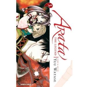 Arata: The Legend Vol 3