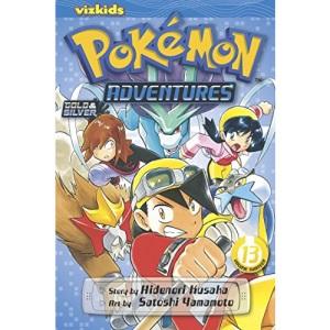 Pokemon Adventures, Volume 13 (Pokemon Adventures (Viz Media))