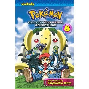 Pokemon Diamond and Pearl Adventure!, Volume 8 (Pokemon Diamond & Pearl Adventure!)