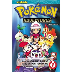 Pokemon Adventures, Volume 1: Diamond and Pearl: Platinum (Pokemon Adventures Platinum)