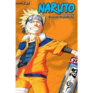 NARUTO 3IN1 TP VOL 04 (C: 1-0-1): Includes vols. 10, 11 & 12: Volume 4 (Naruto (3-in-1 Edition))