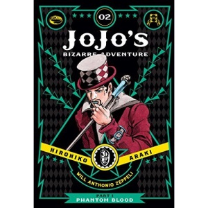 JOJOS BIZARRE ADV PHANTOM BLOOD HC VOL 02 (JoJo's Bizarre Adventure: Part 1--Phantom Blood)
