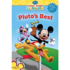 Pluto's Best (Disney Early Readers Level Pre-1)