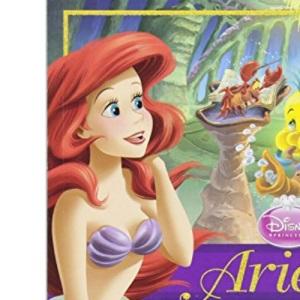 Ariel: The Birthday Surprise (Disney Princess Chapter Books)