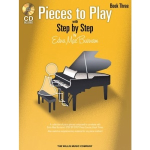 Pieces to Play - Book 3 with CD