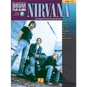 Nirvana [With CD]: 17 (Hal Leonard Drum Play-Along)