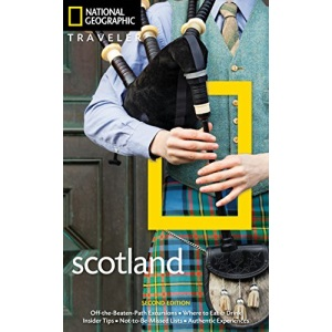 Nat Geo Traveler Scotland (National Georgaphic Traveler)