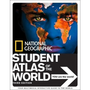 National Geographic Student Atlas of the World (National Geographic Student Atlas of the World (Quality))