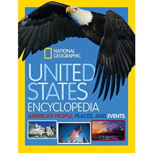 Encyclopedia Of The United States: America's People, Places, and Events (Encyclopaedia)