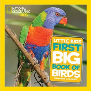 Big Book Of Birds (National Geographic Kids)