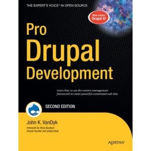 Pro Drupal Development 2nd Edition