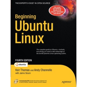 Beginning Ubuntu Linux 4th Edition Book/DVD Package
