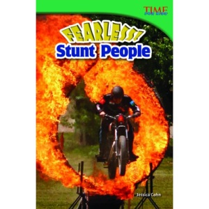 Fearless! Stunt People (TIME FOR KIDS(R) Nonfiction Readers)