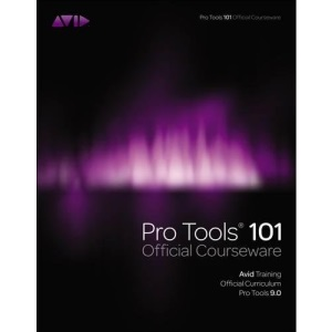 Pro Tools 101 Official Courseware, Version X