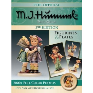 The Official M.I. Hummel Price Guide, 2nd Edition (Hummel Figurines and Plates)
