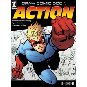 Draw Comic Book Action: How to draw comics