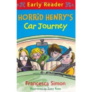 Horrid Henry's Car Journey (Early Reader): Early Readers (Horrid Henry Early Reader)