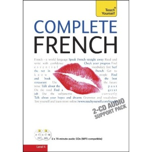 Complete French Audio Support: Teach Yourself