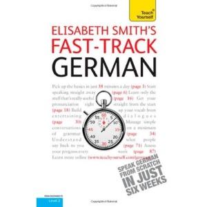 Fast-track German: Teach Yourself