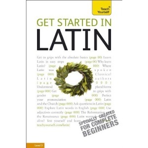 Get Started In Latin Audio Support: Teach Yourself