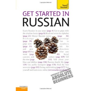 Teach Yourself Get Started in Russian (TY Beginner's Languages)