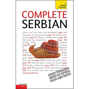 Teach Yourself Complete Serbian (TY Complete Courses)