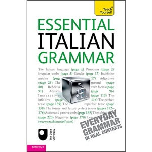 Essential Italian Grammar: Teach Yourself