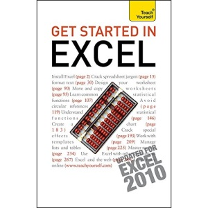Teach Yourself Get Started in Excel (TY Computing)