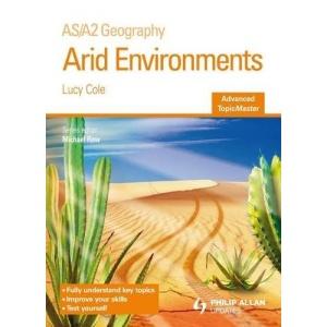 Arid Environments Advanced Topic Master (Advanced Topicmasters)