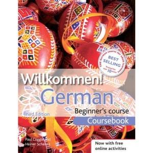 Willkommen!: Coursebook