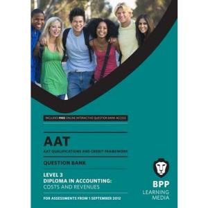 AAT - Costs and Revenues: Question Bank (L3)
