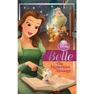 Disney Princess Chapter Book - Belle
