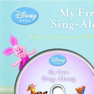 Disney Baby Sing Along with CD Winnie The Pooh