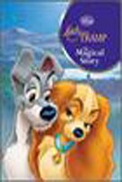 Disney Lady and the Tramp (Disney Padded Magical Story)
