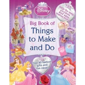 Disney Princess Craftbook (Disney Craft Book)