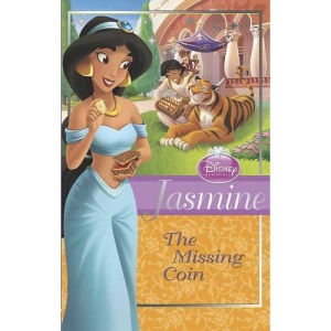 Disney Chapter Books: Jasmine The Missing Coin (Princess) (Disney Princess Chapter Book)