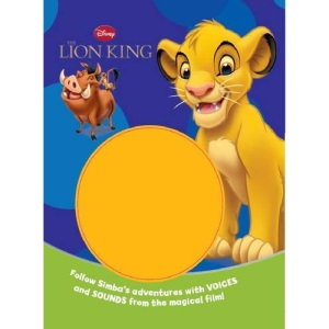 Disney's The Lion King Book & CD (Disney Book & CD)