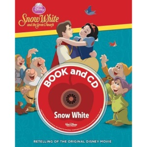 Disney Snow White Storybook and CD (Disney Storybook & CD)