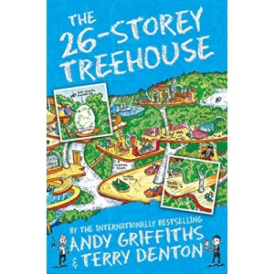 The 26-Storey Treehouse (The Treehouse Books) (The Treehouse Series)