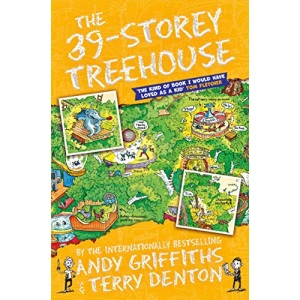 The 39-Storey Treehouse (The Treehouse Books) (The Treehouse Series)