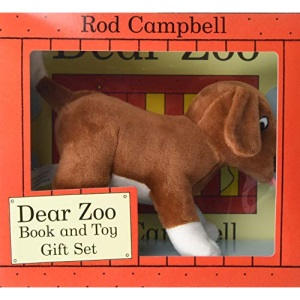 Dear Zoo Book and Toy Gift Set: Puppy